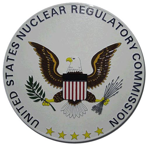 Nuclear Regulatory Commission logo