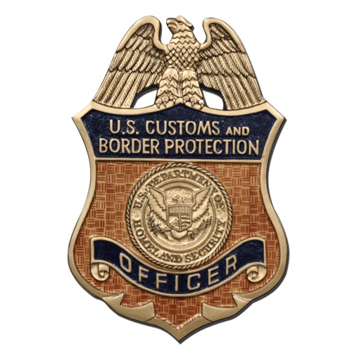 United States (U S ) Customs and Border Protection Officer